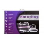 Анатомическая подушка с эффектом памяти MemorySleep UNO